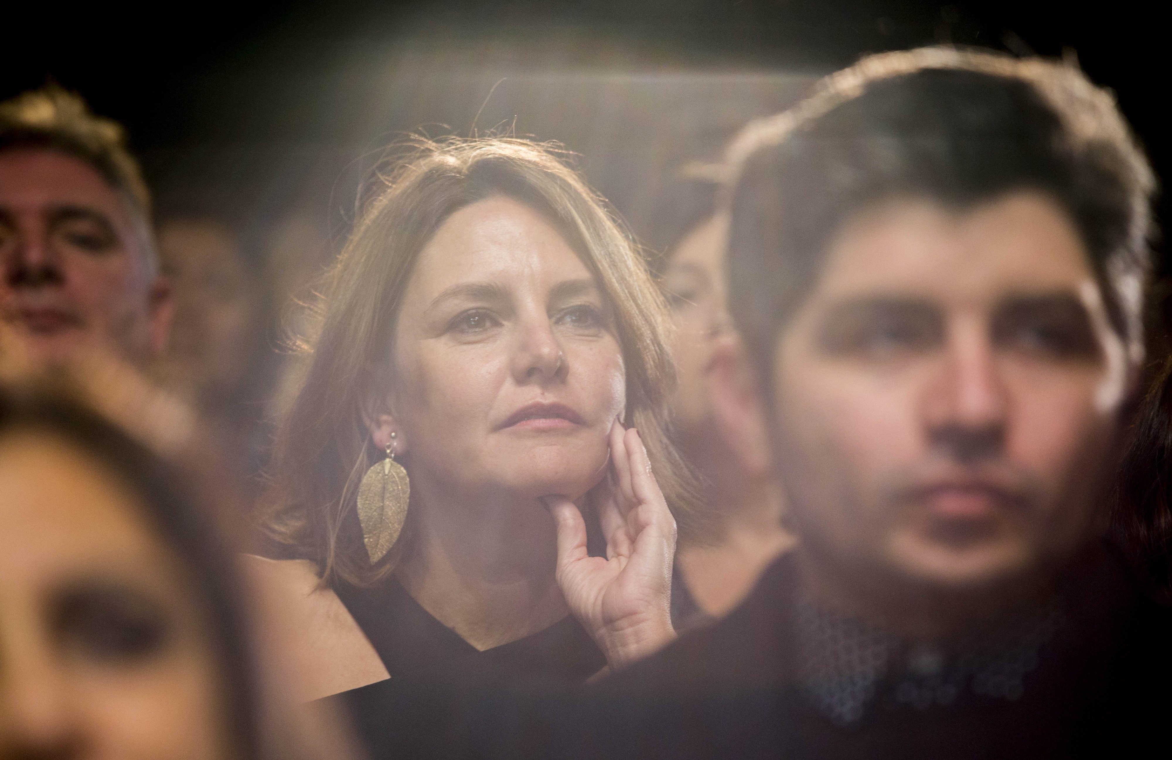 Directora de producción Manuela Ocón Premio Luz