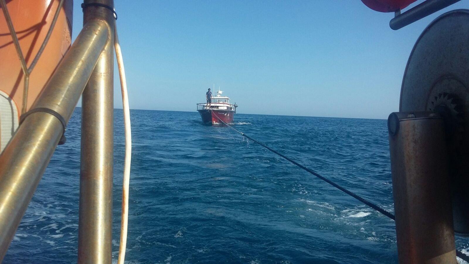 Barco Salvamento 11
