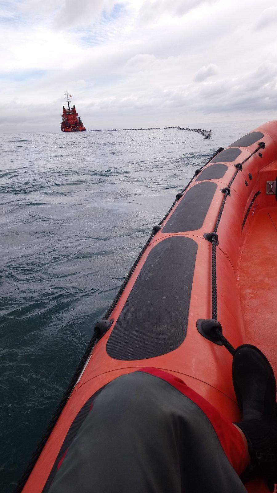 Barco Salvamento 15