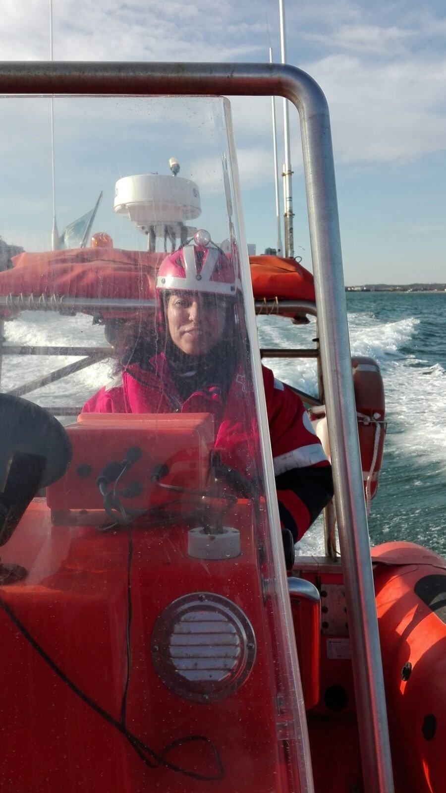 Barco Salvamento 16