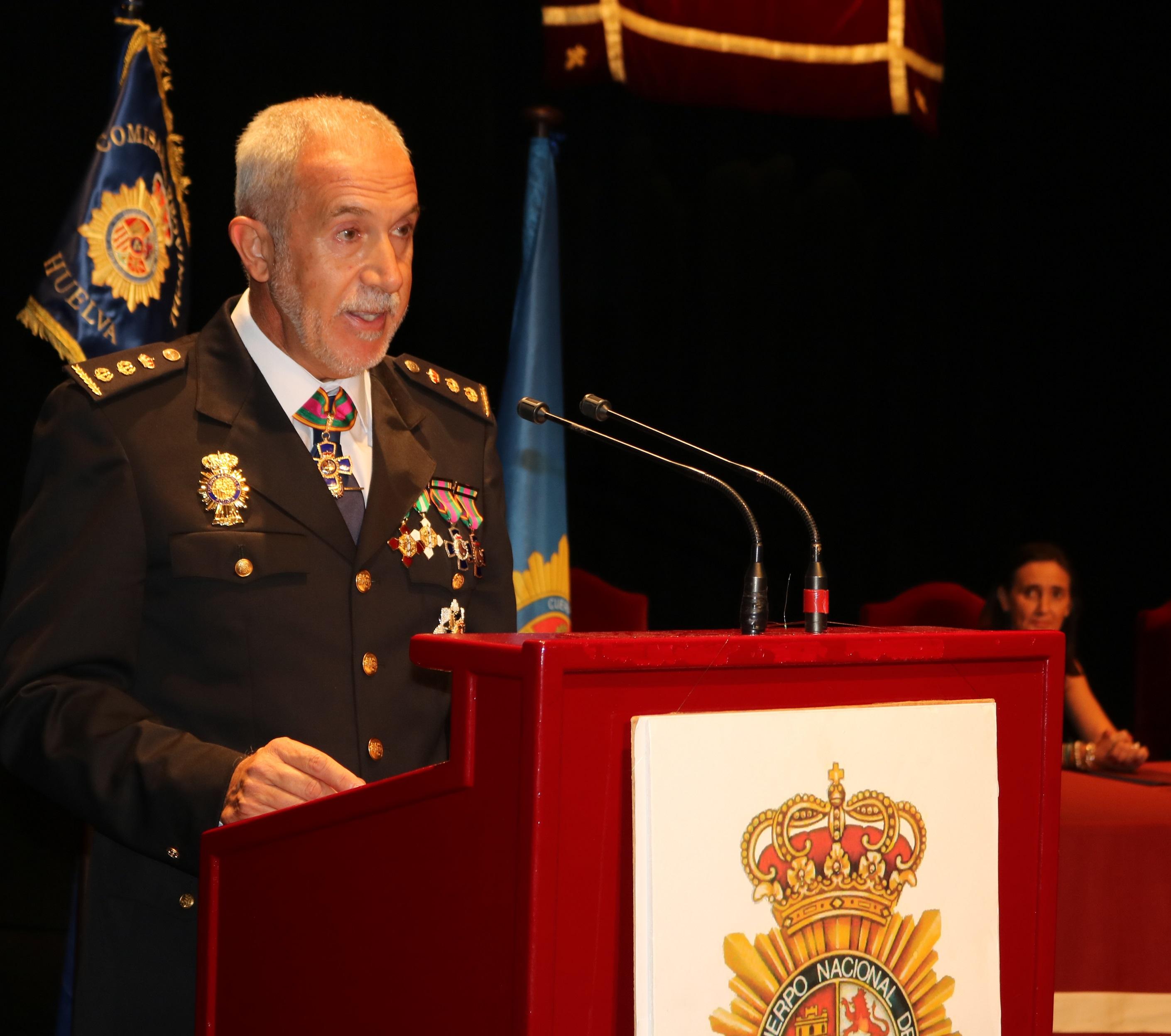 20171002 Acto Día Policía Nacional discurso comisario