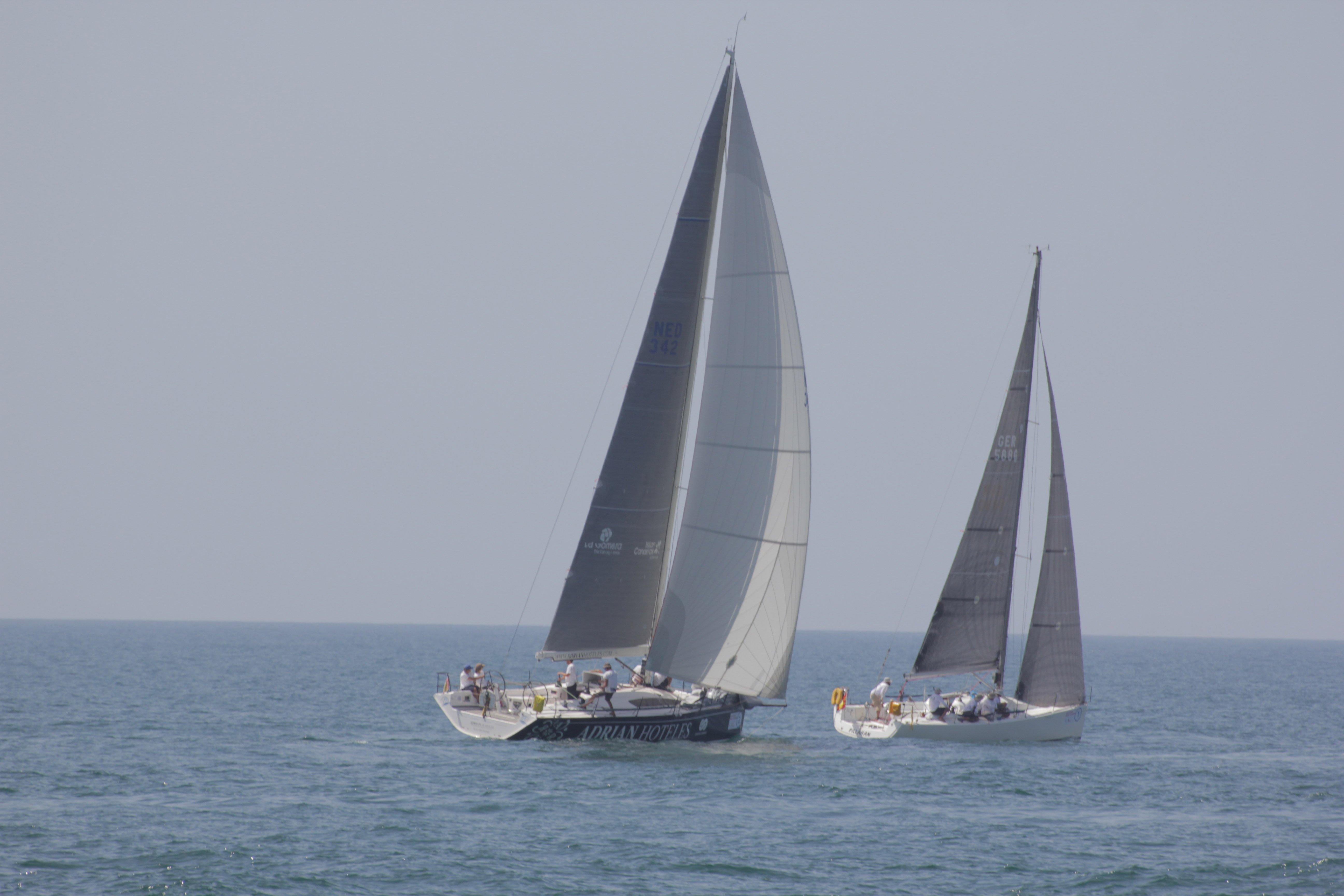 SALIDA REGATA OCEANICA 08