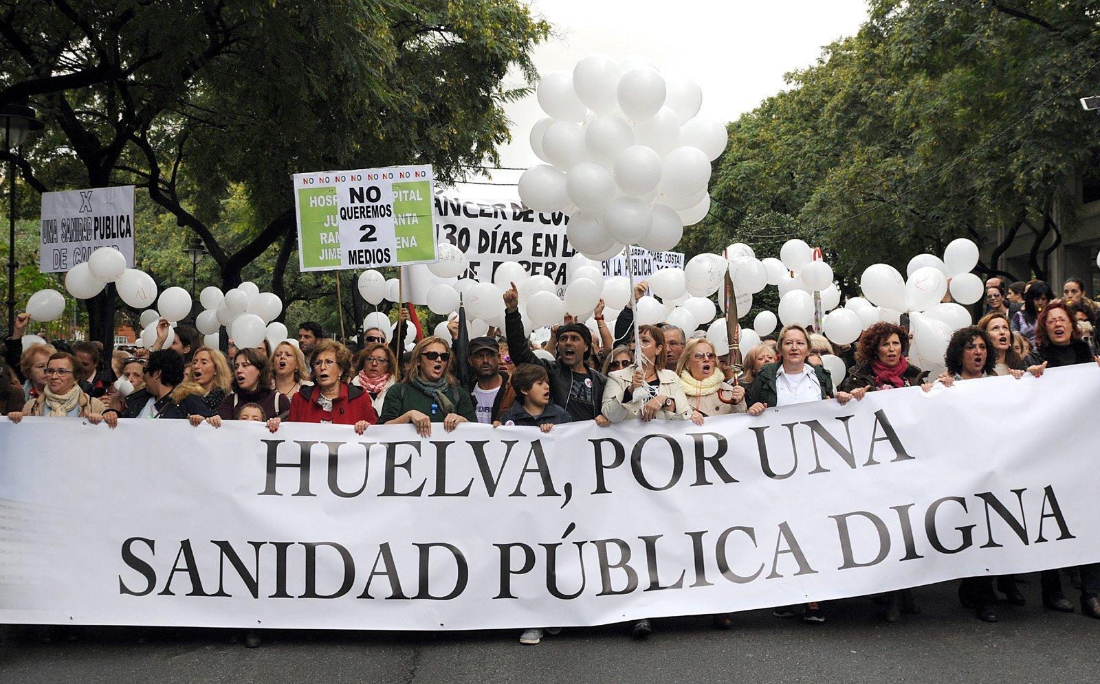 Manifestacion Sanidad Publica001