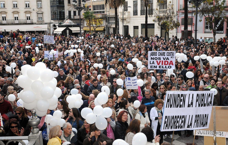 Manifestacion Sanidad Publica008