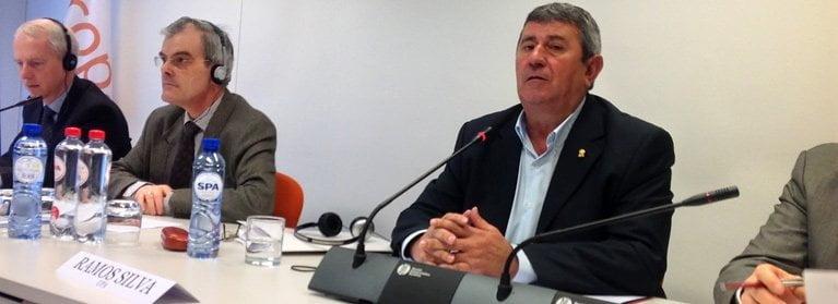 Lorenzo Ramos presidirá el Comité Europeo de la COPA en Bruselas