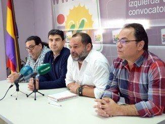 """IU aboga por recuperar la calle para protestar por las """"políticas antisociales"""""""