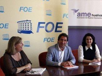 Ruperto Gallardo ha mantenido un encuentro con la Asociación de Mujeres Empresarias
