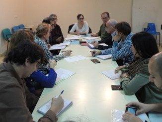En la Comisión de Accesibilidad estuvieron colectivos del Consejo Local para Autonomía Personal
