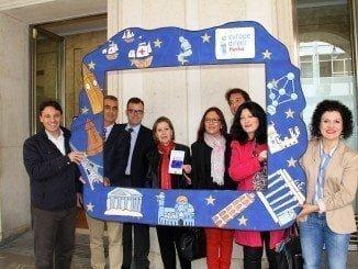 Celebración del Día de Europa en el XXX Aniversario de la entrada de España en la UE