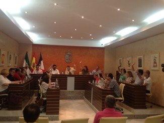 Pleno y votación sobre el apoyo a Asociación Ganaderos de Almonte y Saca de las Yeguas