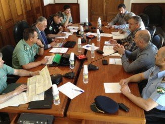 El subdelegado del Gobierno y el alcalde copresiden la Junta Local de Seguridad
