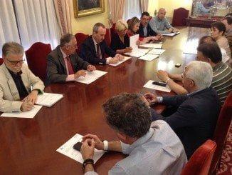 Reunión de la Comisión Provincial de Seguimiento del Programa de Fomento de Empleo Agrario