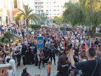 Éxito de público en la X Edición del Salón de Cómic en Huelva