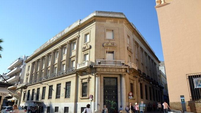 El Banco de España es una de las grandes obras del patrimonio arquitectónico de la ciudad