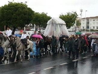 La Hermandad de Emigrantes estará formada por 1.500 peregrinos y 150 caballos