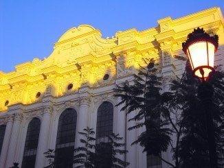 La actividad cultural no volverá al Gran Teatro hasta el miércoles