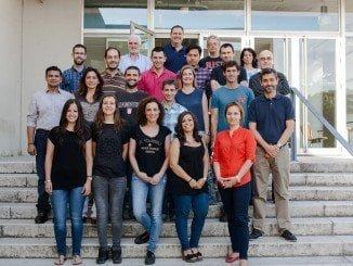 El grupo de investigación dirigido por el profesor Pedro Partal