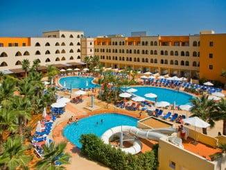 El Playa Marina de Ayamonte es uno de los hoteles de la cadena andaluza