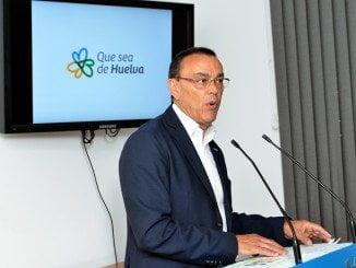El presidente de la Diputación presenta el nuevo diseño de gran impacto visual
