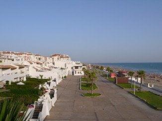 Matalascañas está entre los destinos favoritos de las familias que veranean en Andalucía