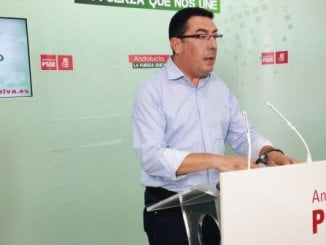 Manuel Domínguez, secretario de política municipal del PSOE