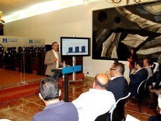 Caraballo se reúne con alcaldes adheridos a los fondos de empleo 206