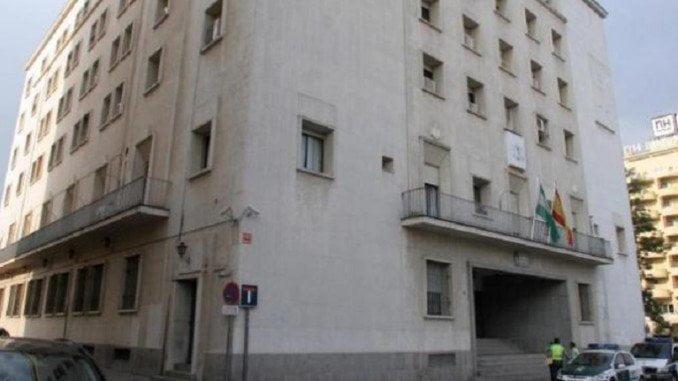 Audiencia Provincial de Huelva, donde se celebró el juicio