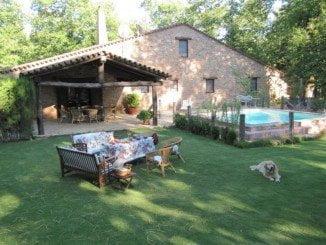 Huelva cuenta con numerosos alojamientos rurales