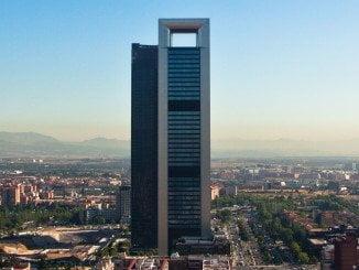 Torre Cepsa en Madrid, sede de la emprea