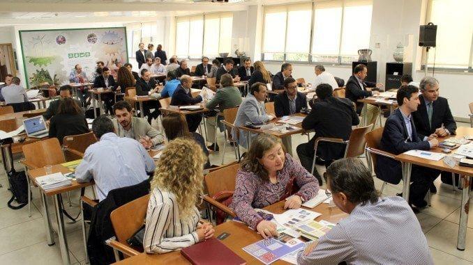 El encuentro inluye entrevistas de negocios entre firmas andaluzas y extranjeras