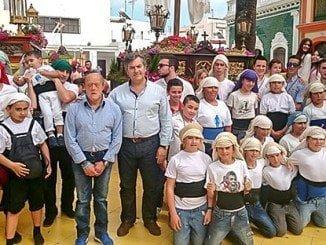 El Desfile de Cruces de Mayo, una tradición muy arraigada en Isla Cristina
