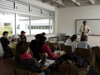 Las clases van dirigidas a refugiados, migrantes y personas en situación de exclusión social