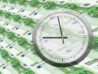 El tiempo medio de pago de la Junta en abril se sitúo en 26,21 días