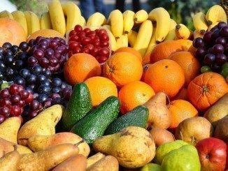 El plátano la principal fruta importada, y Costa Rica, Ecuador y Colombia los principales proveedores