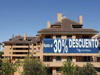 El descenso del precio de la vivienda hace aumentar la compra de pisos y el número de hipotecas