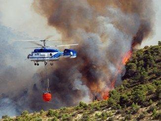 El objetivo de la jornada a desarrollar el día 26 de mayo es la prevención de incendios forestales