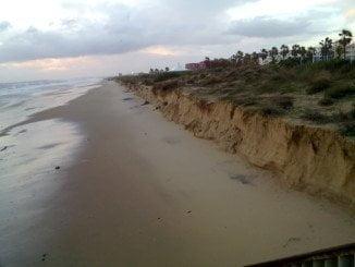 En arreglar las playas de Huelva el Gobierno invertirá 500.000 euros
