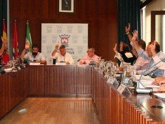La decisión de salir de la mancomunidad de Beturia se tomó en el plano municipal
