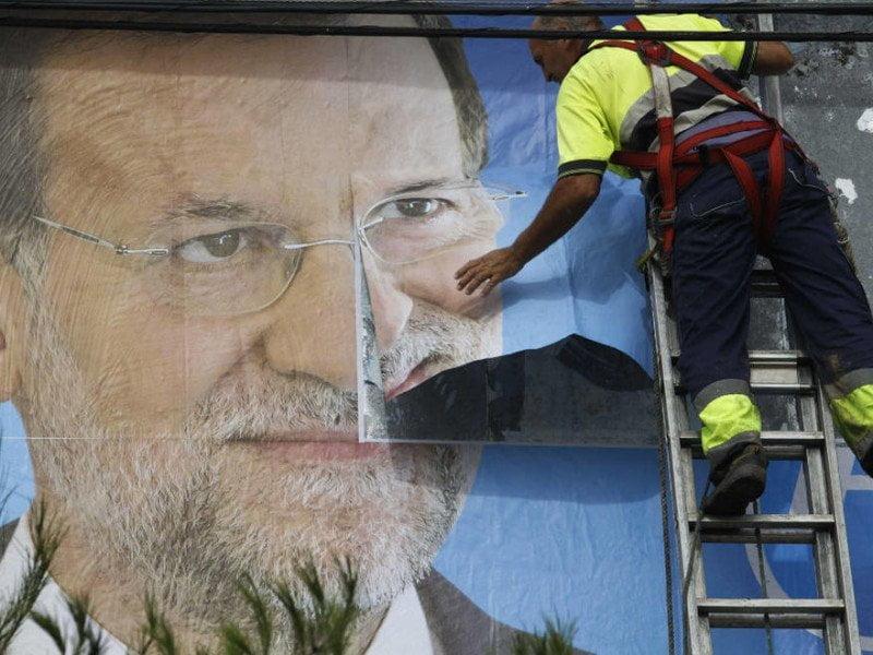 Muchos puestos de trabajo se crean en las campañas electorales.