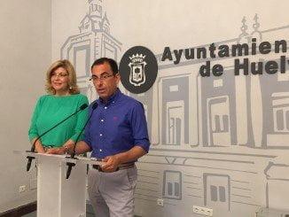 Sánchez ha agradecido a los casi 24.000 onubenses que en la capital han dado su apoyo al PP