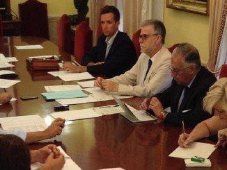 La Comisión de Flujos Migratorios se ha celebrado hoy