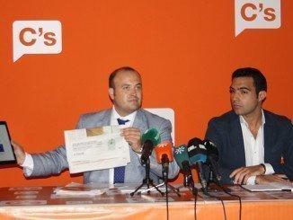El parlamentario Julio Díaz afirma que Ciudadanos huye de la confrontación política