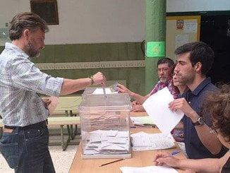 Fiscal decía esta mañana que esa imprescindible votar para que la situación del país mejore