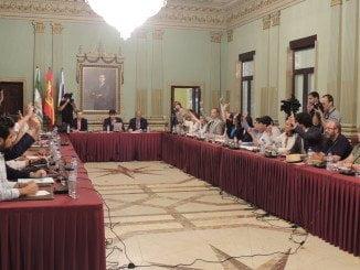 El Pleno autoriza al alcalde a emprender las acciones judiciales que sean necesarias