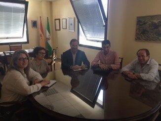 En la reunión, han coincidido en seguir defendiendo y trabajado por la negociación colectiva