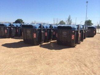 Para que no saturen los contenedores destinados a los residuos domiciliarios