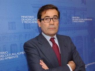 Carlos Cabanas, Secretario General de Agricultura y Alimentación