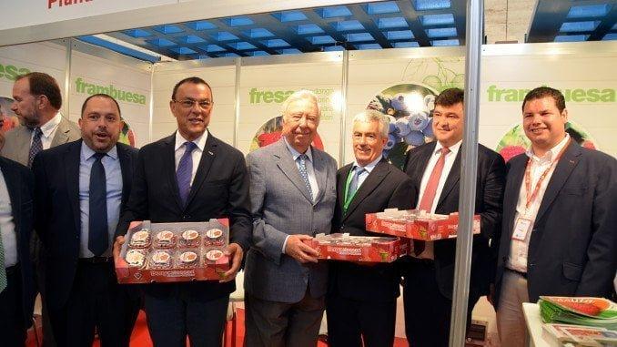 El encarecimiento del  de los productos exportados preocupa mucho al sector agroalimentario