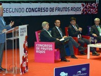 García Palacios durante su intervención en la inauguración del congreso
