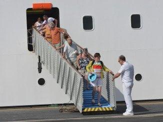 Un registro digital de cruceristas facilitaría mucho las cosas en caso de accidente
